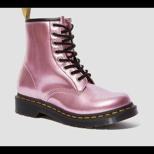 Dr Martens 1460 Vegan Metallic boot